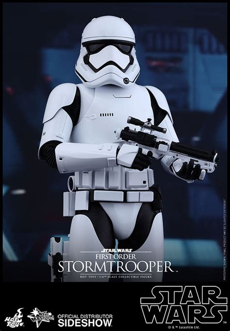 Giveaway: Star Wars First Order Stormtrooper Sixth Scale