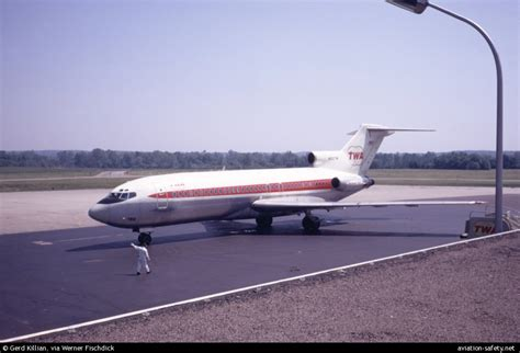 ASN Aircraft accident Boeing 727-31 N852TW Chicago-O'Hare