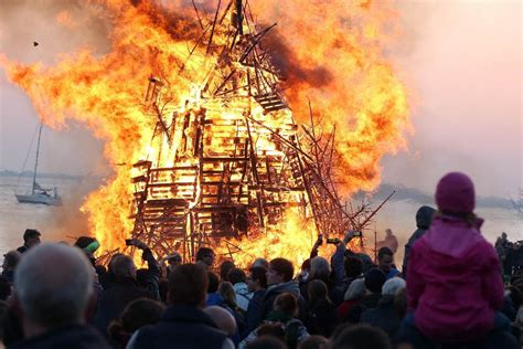 Germans Spring Into Easter With Bonfire Tradition - NBC News
