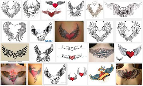 Wings Tattoo Meanings | iTattooDesigns
