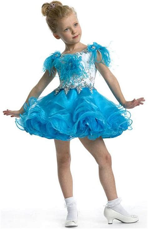 Perfect Angels 1459 Toddler Girls Organza Pageant Dress
