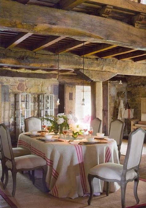 Romantic Dining Rooms - A collection to help inspire your
