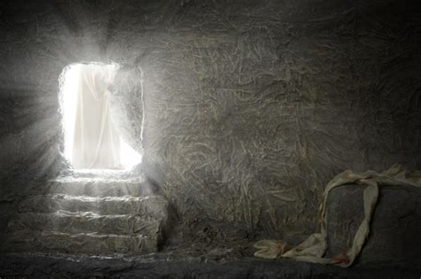 We Know Jesus Rose Because We Know How He Was Buried | The
