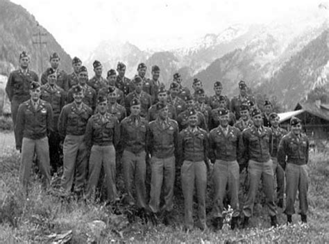 506 Parachute Infantry Regiment Easy Company at Camp Shanks