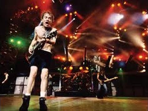 AC/DC - Shoot To Thrill | Live At Donington 1991 - YouTube
