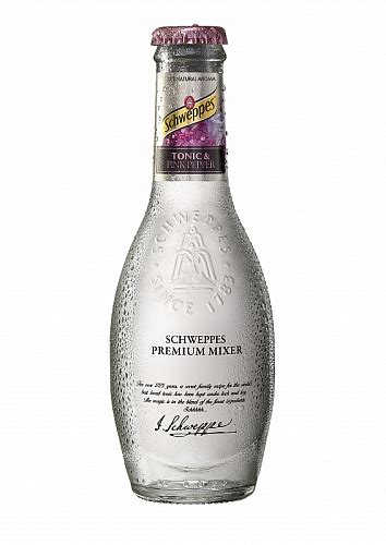 Schweppes 0,2l sklo Tonic & Pink Pepper | DeliveryOffice
