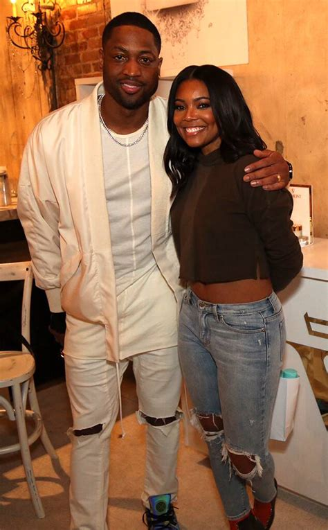 Gabrielle Union & Dwayne Wade from May-December Romances