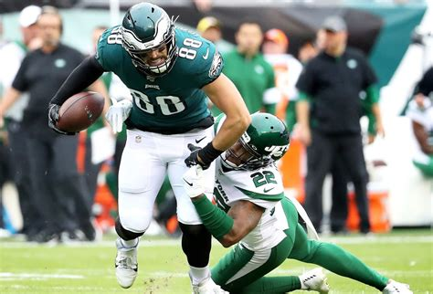 Eagles' Dallas Goedert earns notable praise from Pro