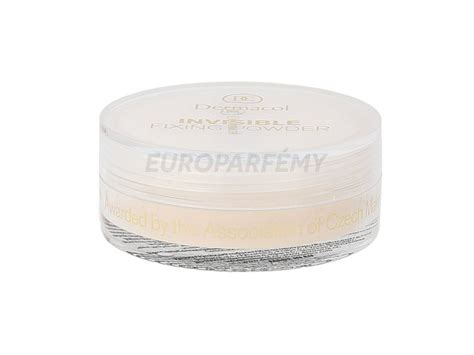 Dermacol Invisible Fixing Powder pudr - EUROPARFEMY