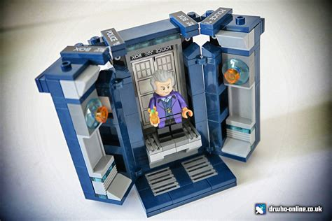 Doctor Who Online - News & Reviews - REVIEW: LEGO Ideas