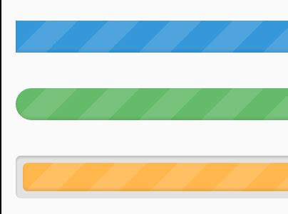 Animated Progress Bar Component With Pure CSS | CSS Script