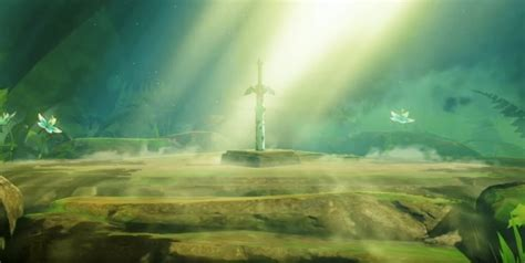 Where To Find Unbreakable Master Sword Location - The