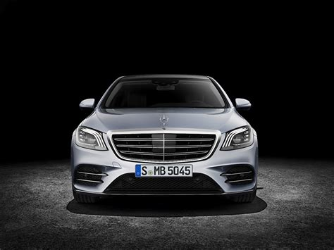 2018 Mercedes-Benz S-Class W222 Facelift Brings Back The