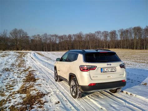 Galerie: Jeep Compass 1