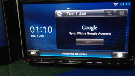 """KENWOOD DNN9230DAB - 7"""" Double DIN Nav System with"""