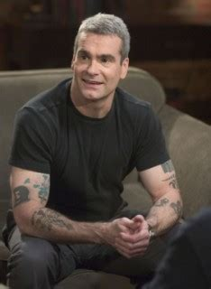 Henry Rollins rides with 'Sons of Anarchy': ohnotheydidnt