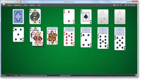 123 Free Solitaire 10