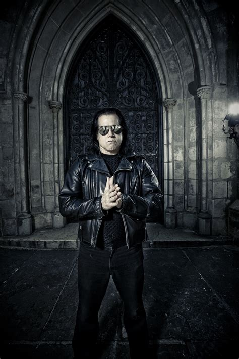 """Shopping With Glenn Danzig: """"Every Day is Halloween for Me"""