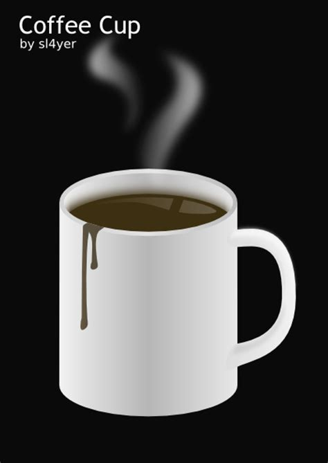 Coffee Cup Clip Art at Clker